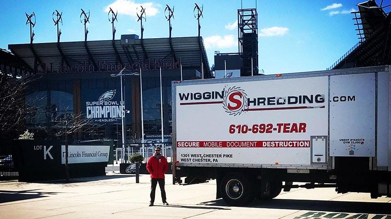 Wiggins Shredding at Lincoln Financial Field Go Eagles